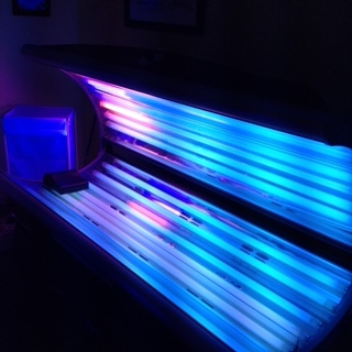 Vitamin D Light Therapy Bed